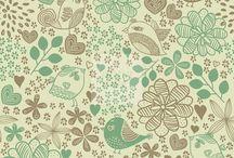 graphic design: patterns