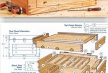 toolbox van hout