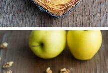 Sweet Pastry with Apples