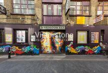 Clerkenwell EC1 / #ClerkenwellEC1 #London #Victorstone www.victorstone.co.uk
