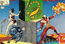 Jim Steranko / Comic Book Artist