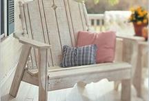 Porch and Patio Living <3