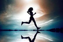 běh -run