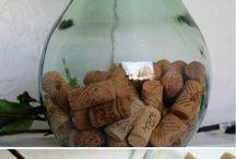 Cork & co... / All you can do with cork / by Rita Leggio
