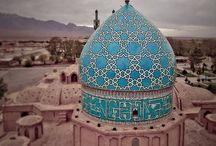 İslamic dome