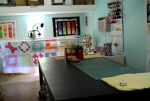 New sewing & quilting studio