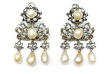 Extant Pearl Jewerly / Mostly 18th C and early 19th C, includes faux pearls