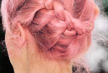 hair (((: