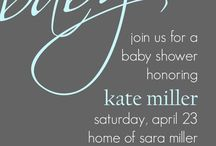 Baby shower idees / Baby shower idees
