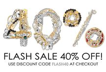 FLASH SALE / 40% OFF eklexic.com - LIMITED OFFER!  use discount code FLASH40 @ checkout