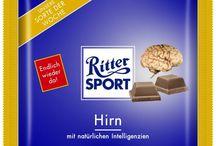 ritter sport / by Petra