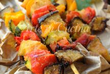 secondi di verdura e ortaggi