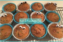 Baking with children / Simple bakes to cook with children.