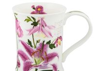 Cotswold Style by Dunoon / Cotswold shape mugs have a capacity of 330ml (11oz). This design is both dishwasher and microwave safe. / by Prince Edward Island Preserve Co.