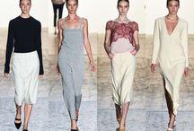 #NYFW SS15 / Runway looks straight from New York Fashion Week.