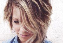 Fryzury/Hair style