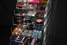 makeup storage idead