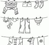 Clothes worksheets