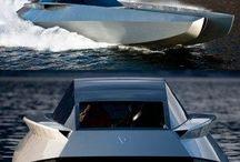 Verkehr auf dem Wasser