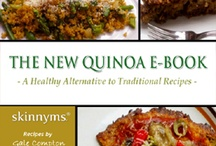 Quinoa / by Korie Sawyer