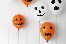 Halloween! / Here you find fun, stylish or minimalist Halloween stuff.