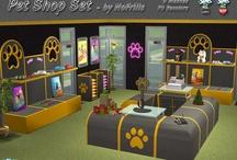 TS2 Themes - Pets and Pet Shops