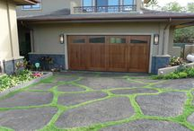 Permeable Driveways/Patios / by Kevin Terry