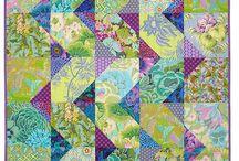 Aria patchwork / patchwork nápady a námety