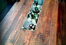 Ideas asadores y mesas