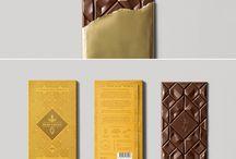 Chocolate branding