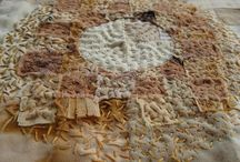 stuff made of material...stitches.. and things / by Sue Hutchinson
