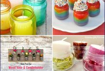 DIY baby&kid stuff / Things I'd like to do for and/or with my kids!