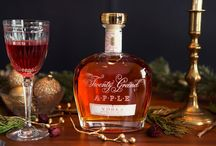Twenty Grand Holiday / We can't wait to entertain this season. Add a bit of perfection to all of your holiday cocktails with Twenty Grand Vodka