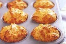 Sós muffinok