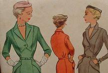 Vintage Patterns / by Cristiane Santos