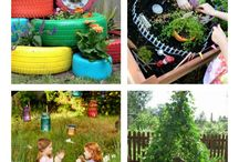 Kids garden projects