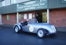 Vintage & Classic Visitors / Interesting cars that have visited HVC