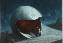 ciencia ficción / by Leonardo Ferro