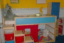 Xavier's Room