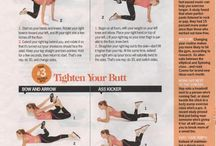 Tighten it Up! / Exercises I NEED to do! / by Denise McGuire