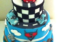Cars Cake / Birthday Cars cake for a boy