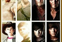 The Walking Dead  / by Rebecca Lytle