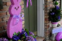 Easter decor/crafts / by Jennifer Holloway