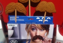 Mustache Fun / by Amanda Roman
