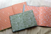 End papers