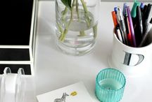 Desk Space / by Bailey Benson