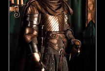 Fashion - Female Armour / Women Armors