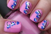 Nails - Floral / by kristi Lupkes