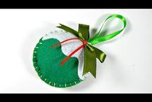 Videos manualidades navidad