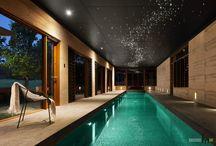 бассейн хамам сауна